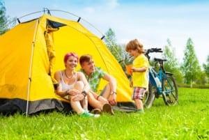 Pioneer Vision camper trailers
